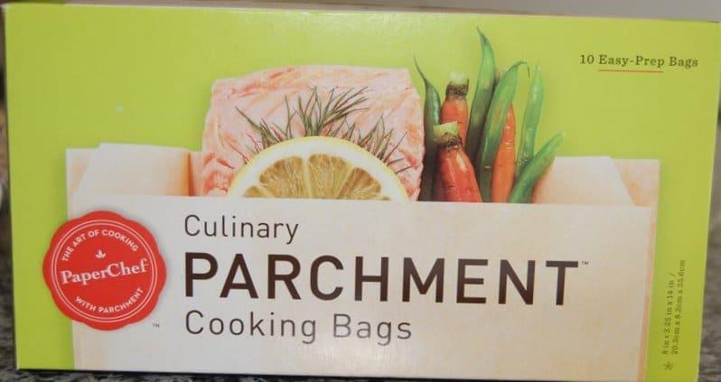 PaperChef Parchment Bags