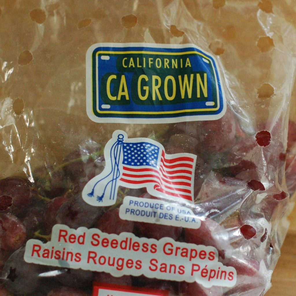 california grapes recipe redux