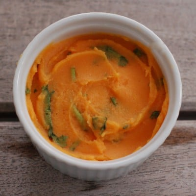 Sweetpotato Mash