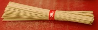 udon noodles good luck food