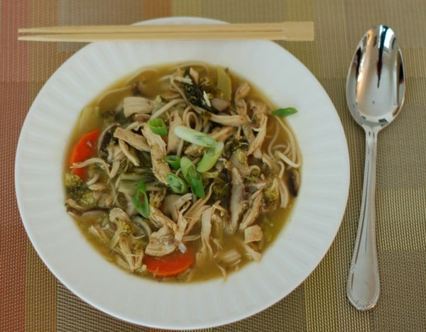chicken vegetable udon soup recipe redux