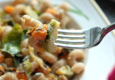 roasted butternut squash pasta recipe