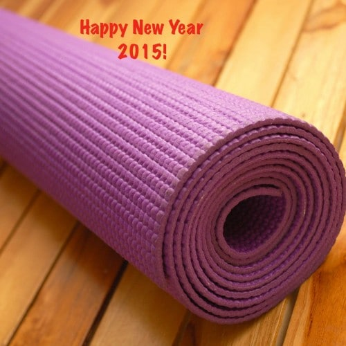 new year's resolutions - improve your health for the new year