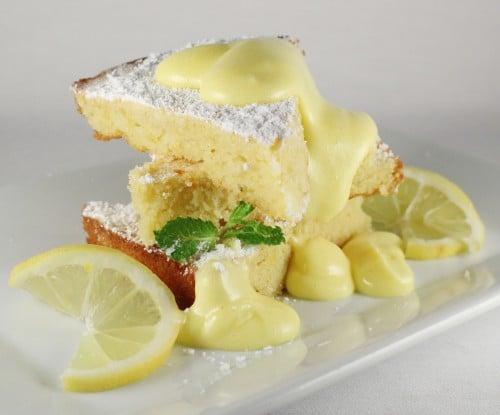 Kosher for Passover Lemon Almond Cake