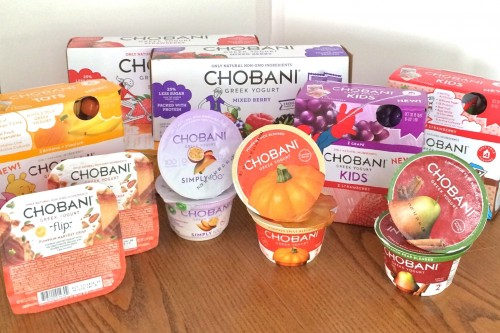 With Chobani® Greek yogurts there's something for everyone – including kid-friendly pouches and tubes. Their grab-and-go packaging makes it a convenient choice throughout the day from breakfast to snacks, packing more protein, less sugar and fewer ingredients than other popular on-the-go options.