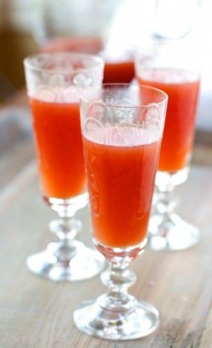 Crockpot Cranberry Wassail @reganjonesrd @healthyaperture
