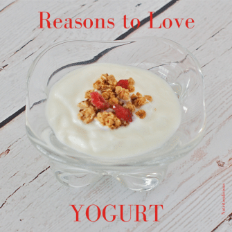 Versatile and nutrient-rich yogurt is easy to love. Find out my eight reasons to love yogurt and why I recommend it to kids and adults alike! @jlevinsonrd