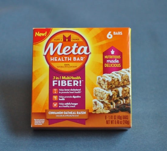 Meta Health Bars are just another tool to help you maintain a heart healthy diet and improve heart health.