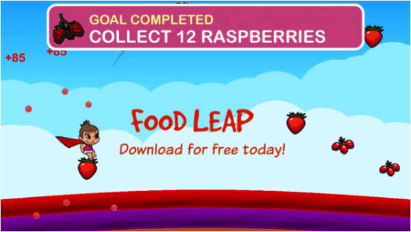 Teach kids about nutrition with this new game foodLeap, created in partnership between SuperKids Nutrition and the National Restaurant Association Kids Live Well program.