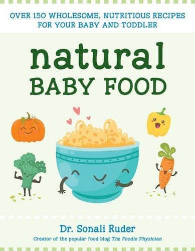 Natural Baby Food by Dr. Sonali Ruder