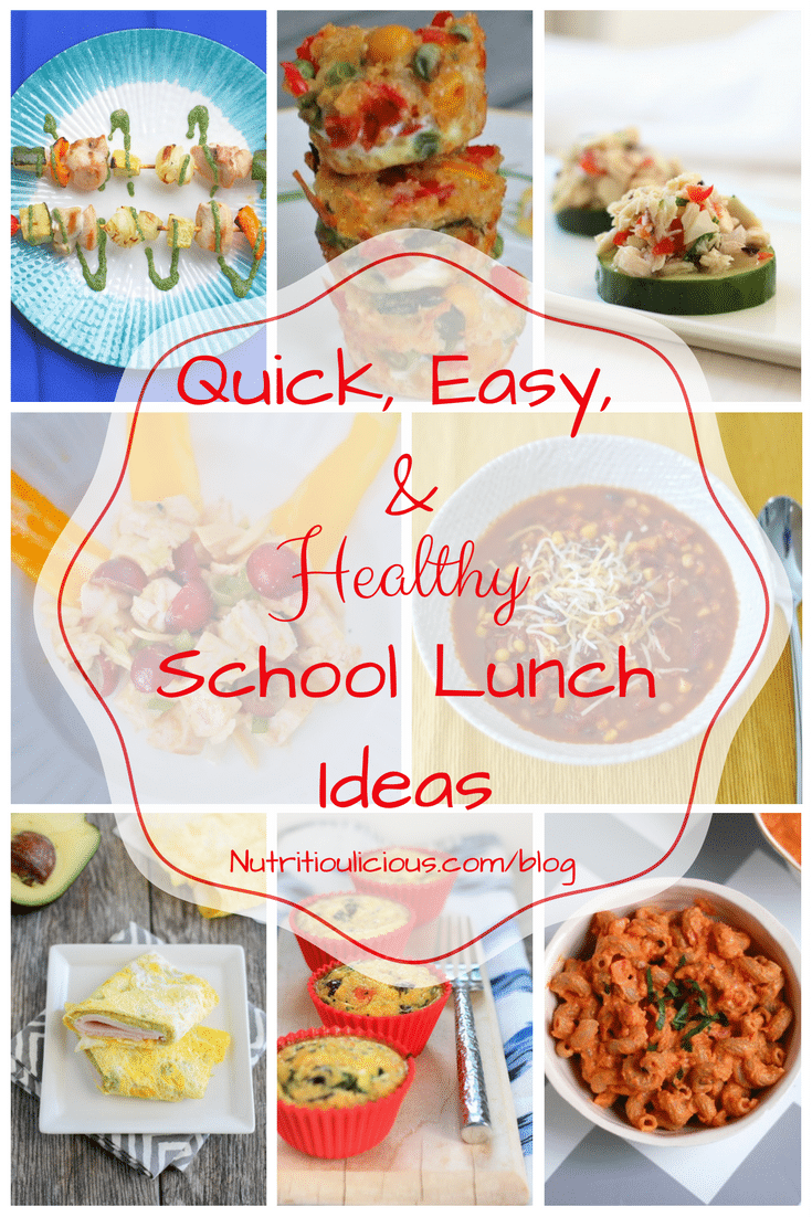 5 quick easy healthy school lunches for your kids simple