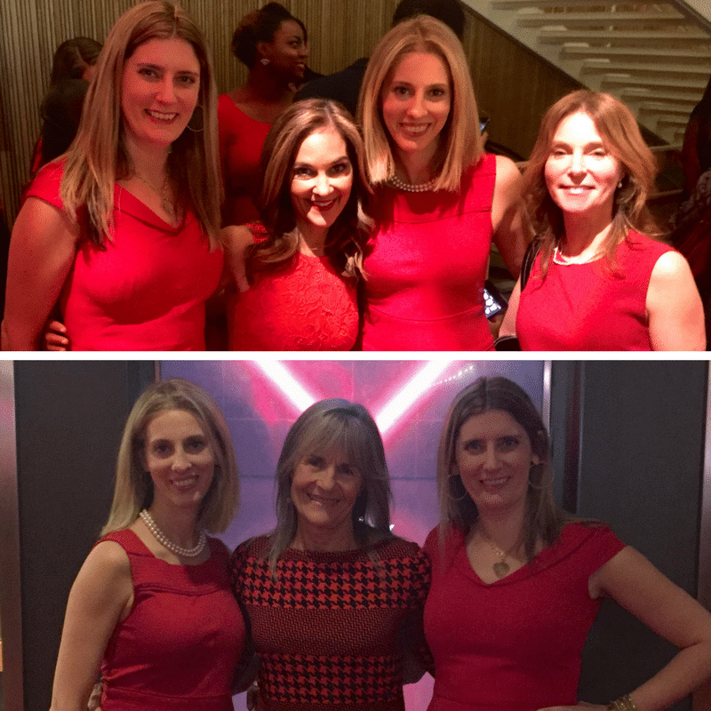 RDs at the Woman's Day Red Dress Awards