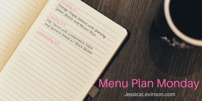 Menu Plan Monday is designed to inspire you to create your own menu plan for the whole family each week of the year.