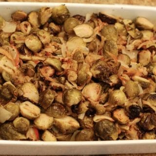 brussels sprouts recipe thanksgiving fall