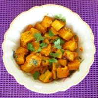Add some zest and a kick to the familiar winter squash with this gluten-free, vegetarian, and vegan-friendly chili-lime butternut squash side dish. Get the recipe @jlevinsonrd.