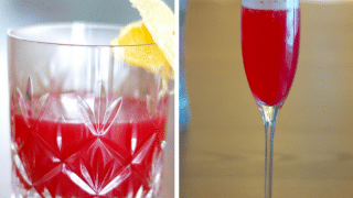 Cran-Toddy & Cranberry Cider Cooler