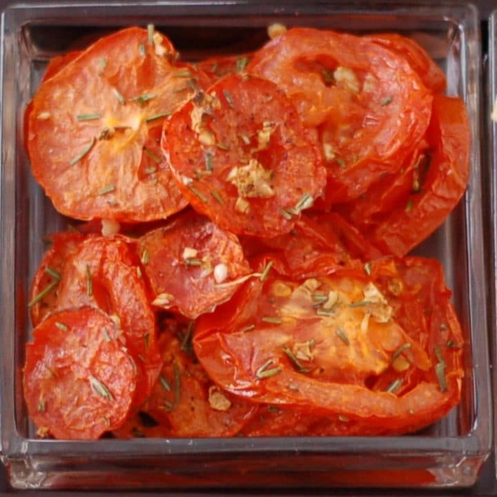 Roasted Tomatoes recipe