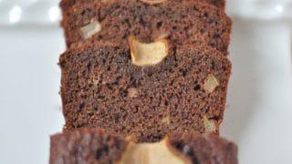 Chocolate Pear Bread