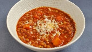 Hearty Vegetable Lentil Chili