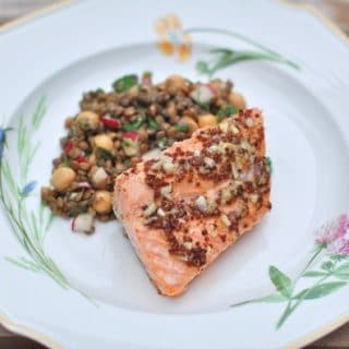 5-Ingredient Orange Maple Salmon
