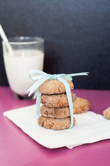 Peanut Butter Chia Seed Cookies @veganfamrecipes