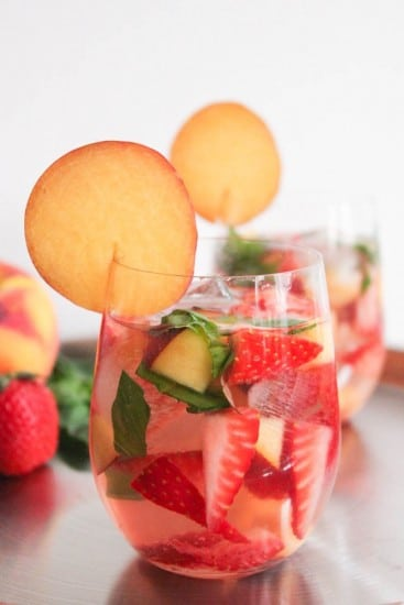 Rose Sangria @DomesticateMe