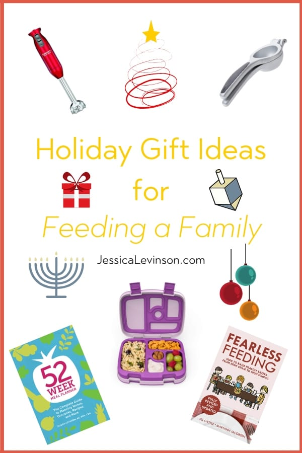 Holiday gift ideas for feeding a family