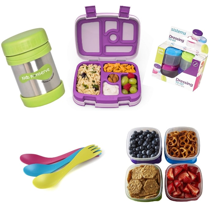 These school lunch essentials are great gift ideas for kids and parents.