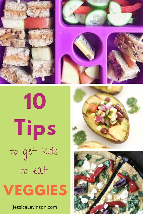 recipes with vegetables for kids