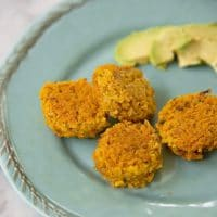 red lentil meatballs are a delicious plant-based recipe for beginning eaters and the whole family.
