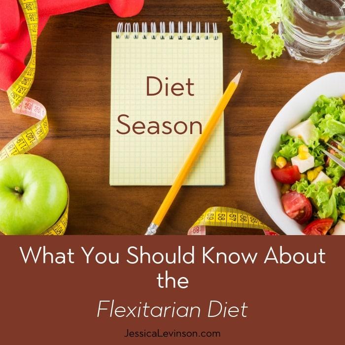 The Flexitarian Diet Jessica Levinson Ms Rdn Cdn