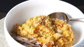 Butternut Squash Quinoa Risotto - 24 Carrot Life